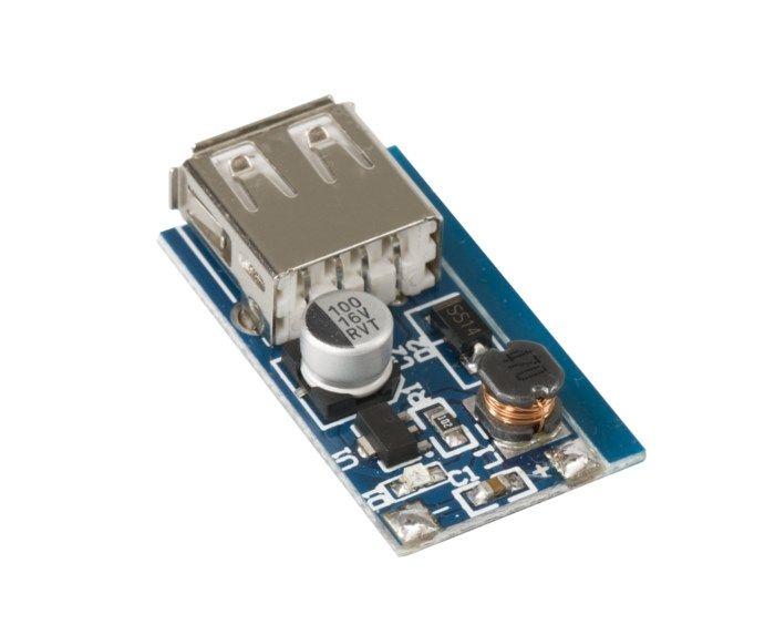 Luxorparts Step-up-modul för Arduino
