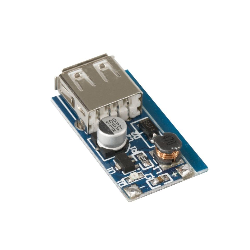 Luxorparts Step-up-modul for Arduino