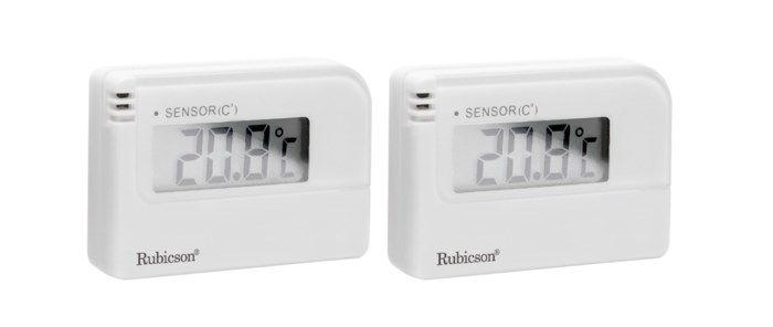 Digital termometer 2-pack
