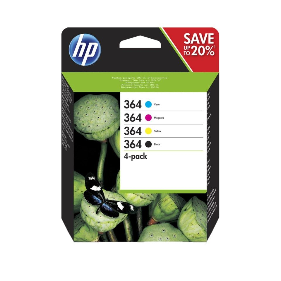 HP 364 - Value Pack