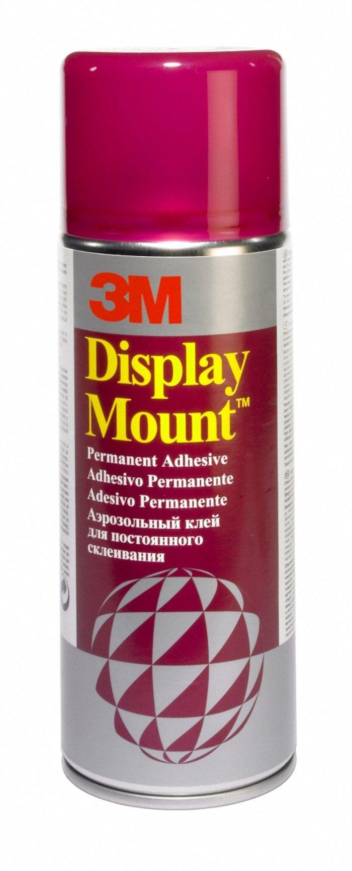 3M Display mount Spraylim