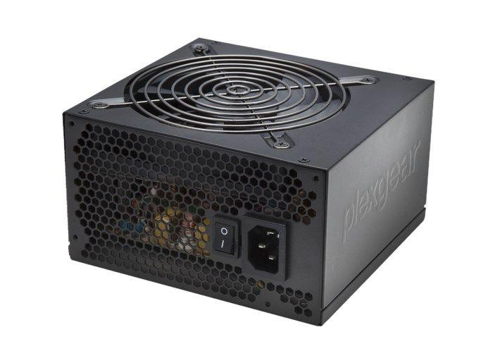 Plexgear PS-600 Bronze Nätaggregat