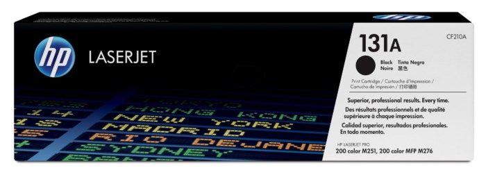 HP Toner 131A Svart