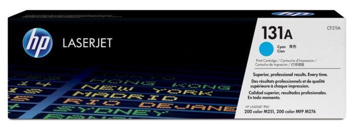 HP Toner 131A Cyan