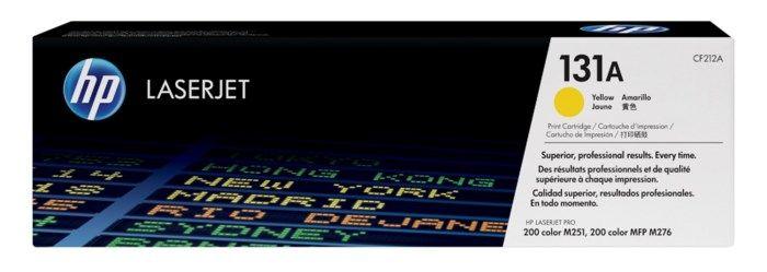 HP Toner 131A Gul