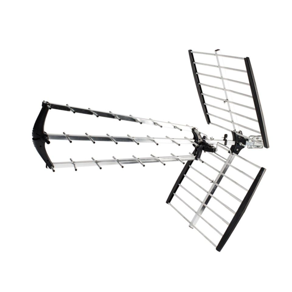 Trippel TV-antenne UHF