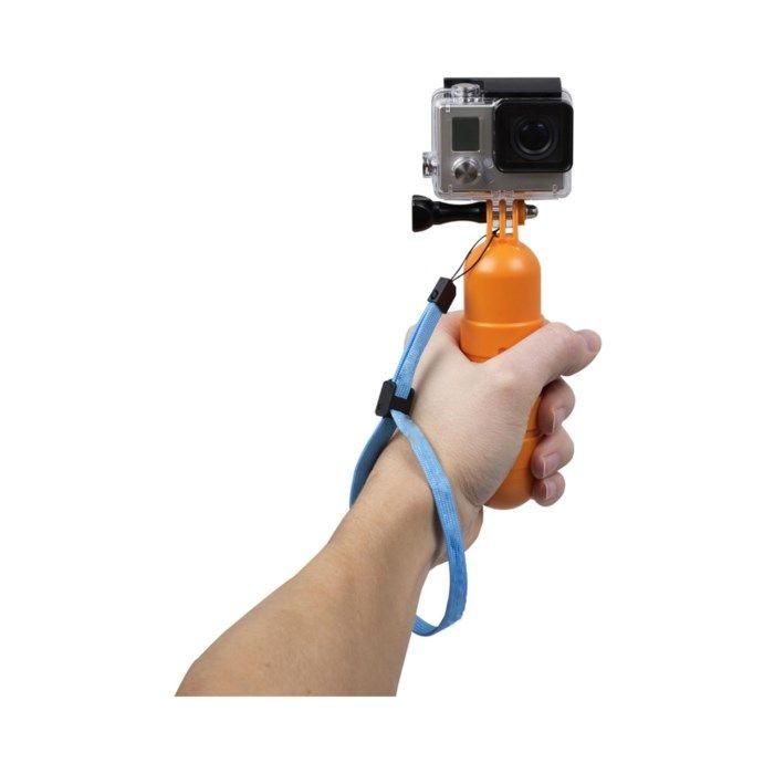 Flytande handstativ för GoPro och Osmo Action