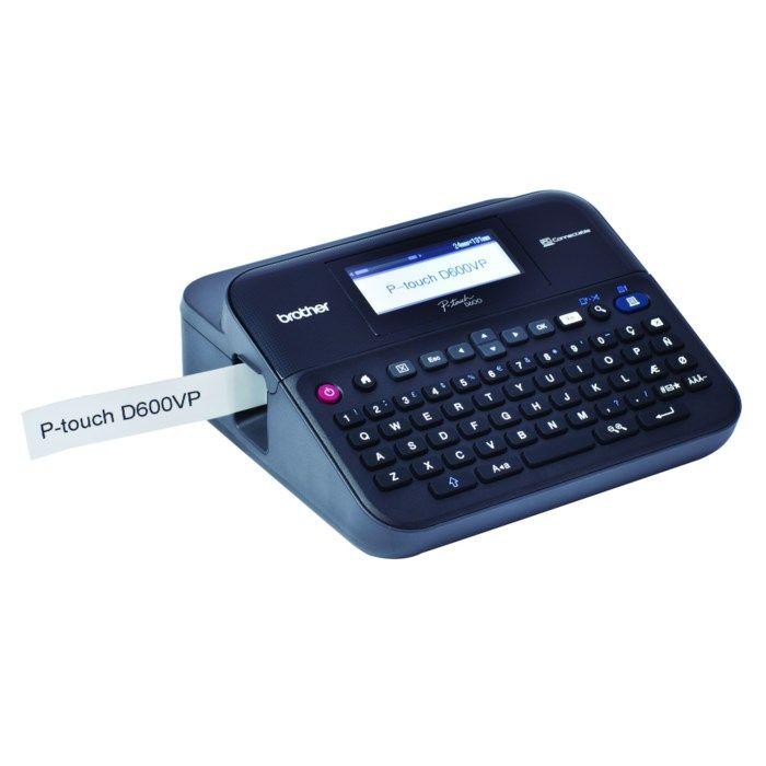 Brother P-touch PT-D600VP Märkmaskin