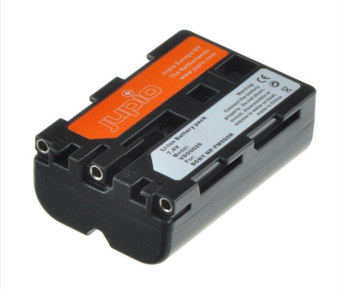 Kamerabatteri typ Sony NP-FM500H