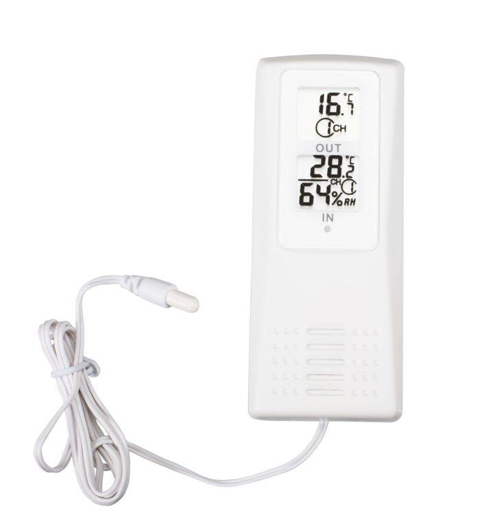 Telldus Termometer och hygrometer för Tellstick