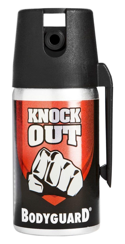 Bodyguard Knock out v2 Försvarsspray med färg
