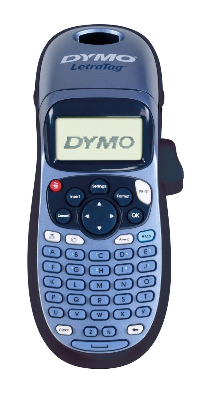 Dymo Letratag LT-100H Märkmaskin