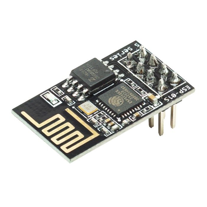 Wifi-modul för Arduino ESP8266