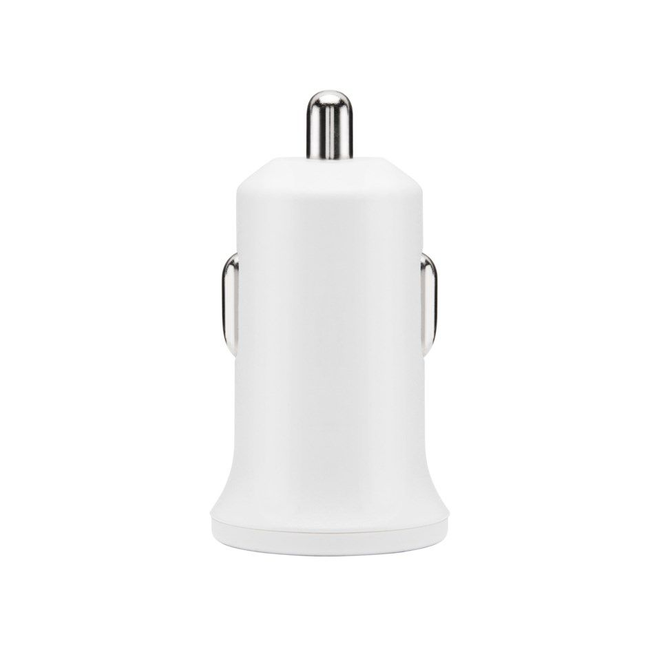 Linocell Mini USB-billader 2,4 A Hvit
