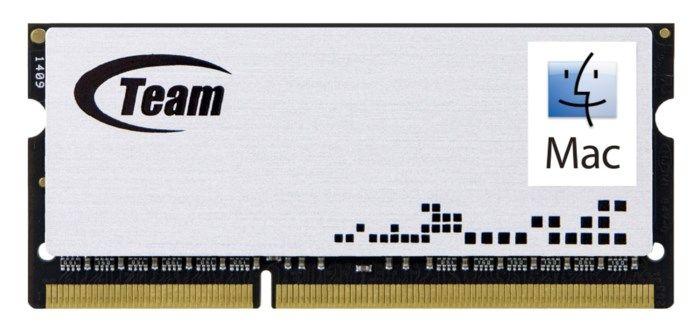 Team Mac SO-DIMM DDR3 PC12800 4 GB