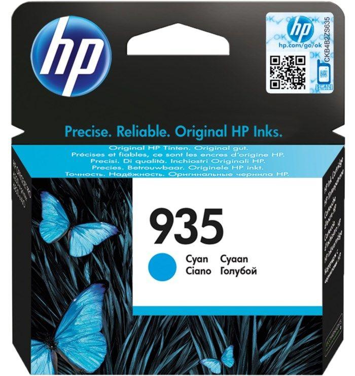 HP 935 Bläckpatron Cyan
