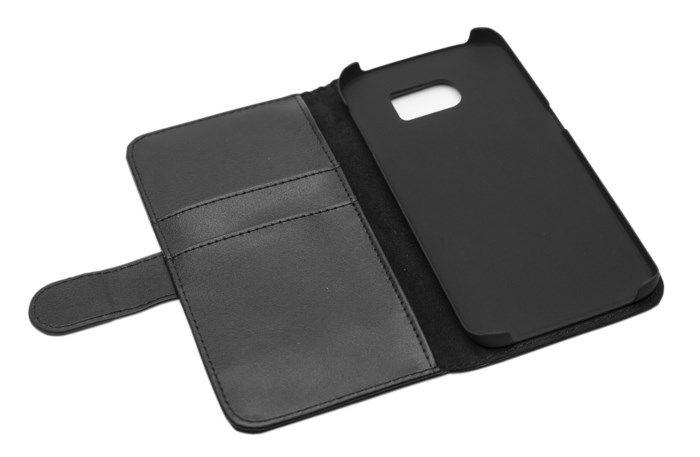 Linocell Mobilplånbok för Galaxy S6 Edge
