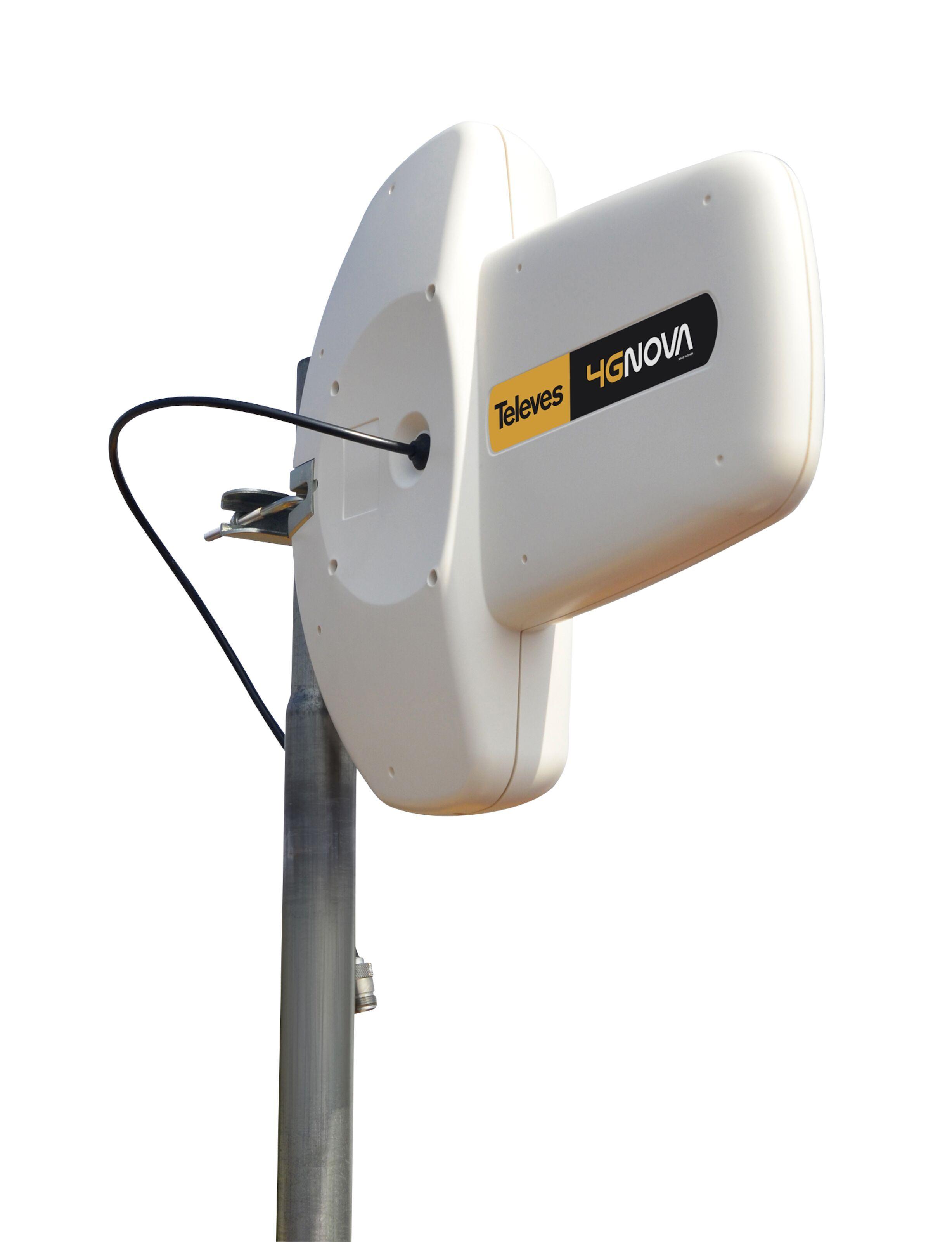 mobilt bredband antenn test