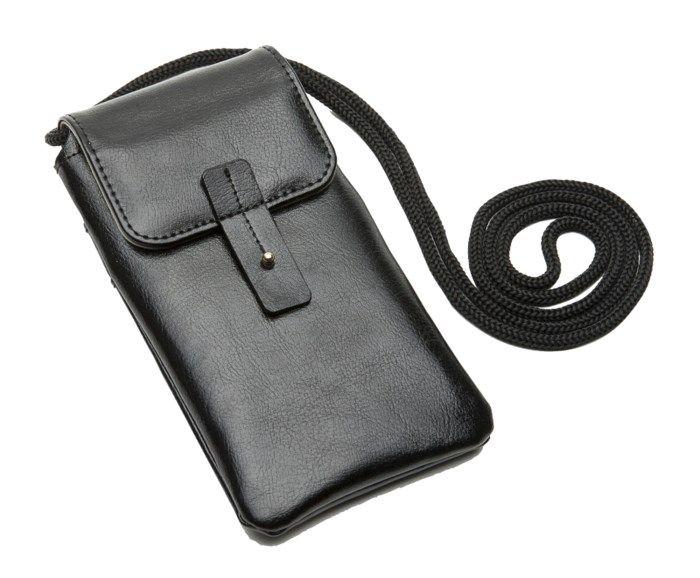 Linocell Universal mobilväska med halsrem