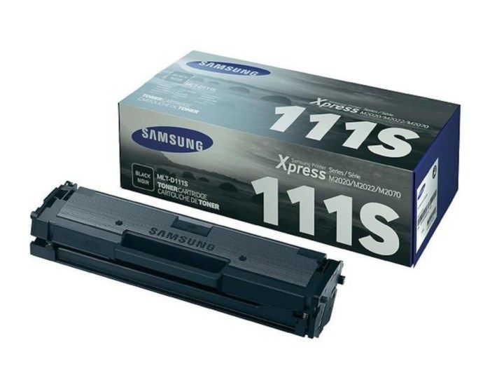 Samsung Toner 111S Svart
