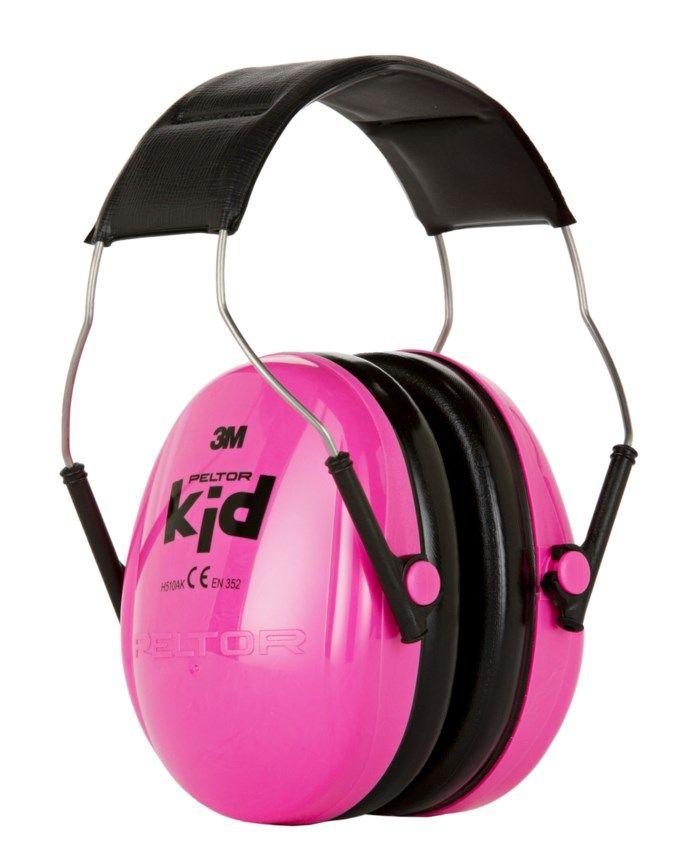 3M Peltor Kid Hörselskydd för barn Rosa