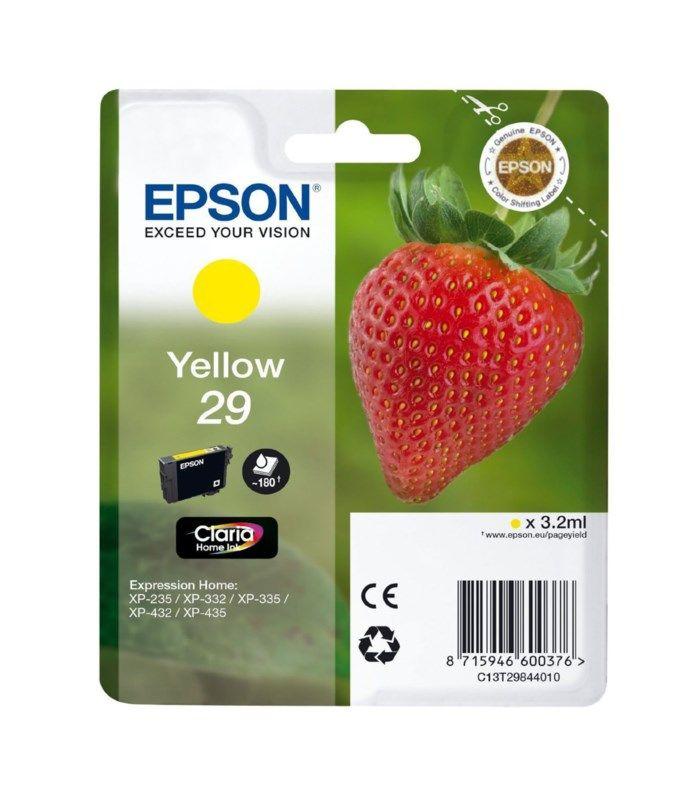 Epson T2984 Bläckpatron Gul