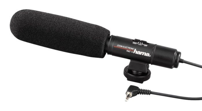Hama RMZ-14 Videomikrofon