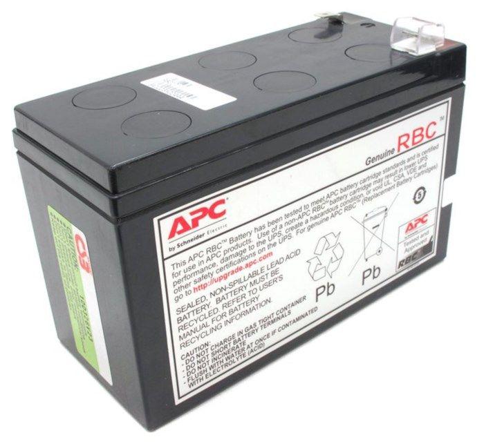 APC Utbytesbatteri #17 - 12 V 9 Ah