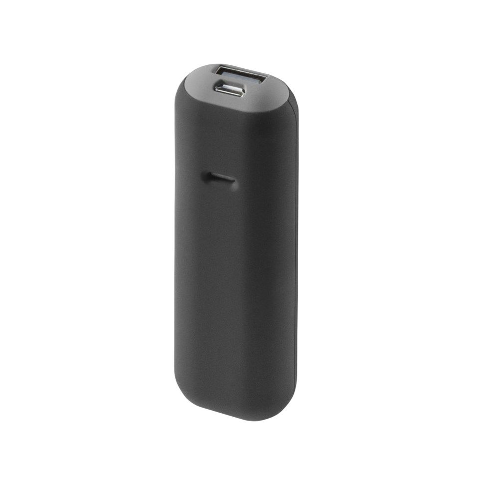 Linocell 1X Powerbank 2600 mAh Grå
