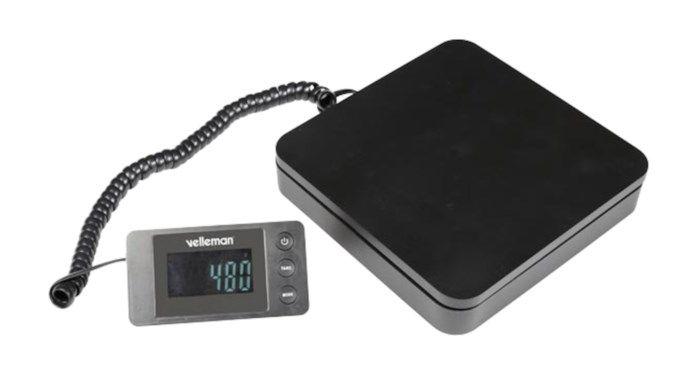 Paketvåg 0-40 kg / 5 g
