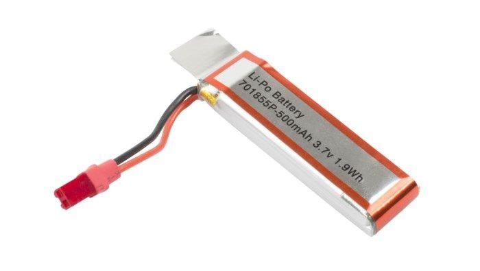 Extra batteri till 50866