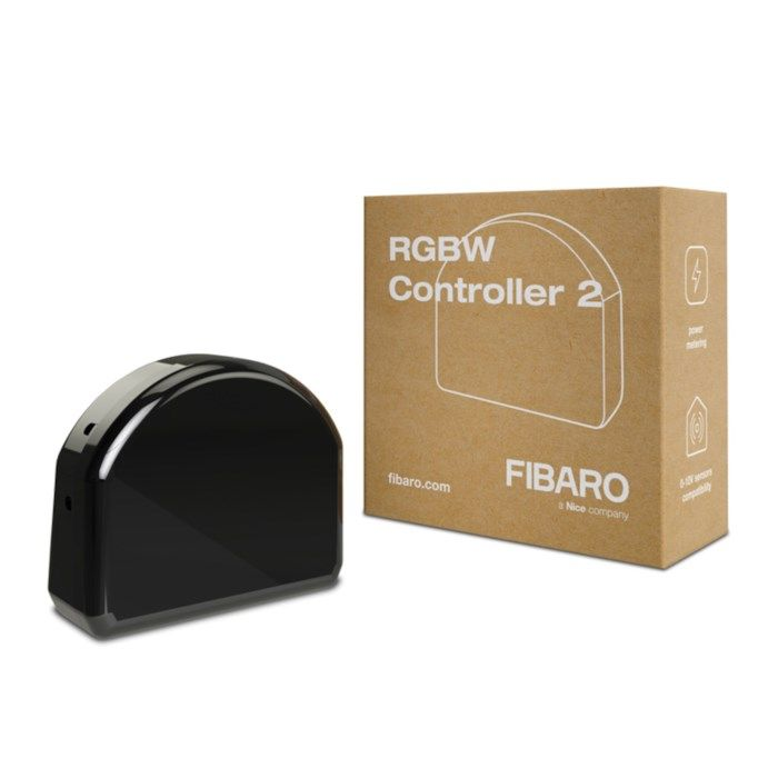 Fibaro RGBW Z-wave-controller för LED-lister