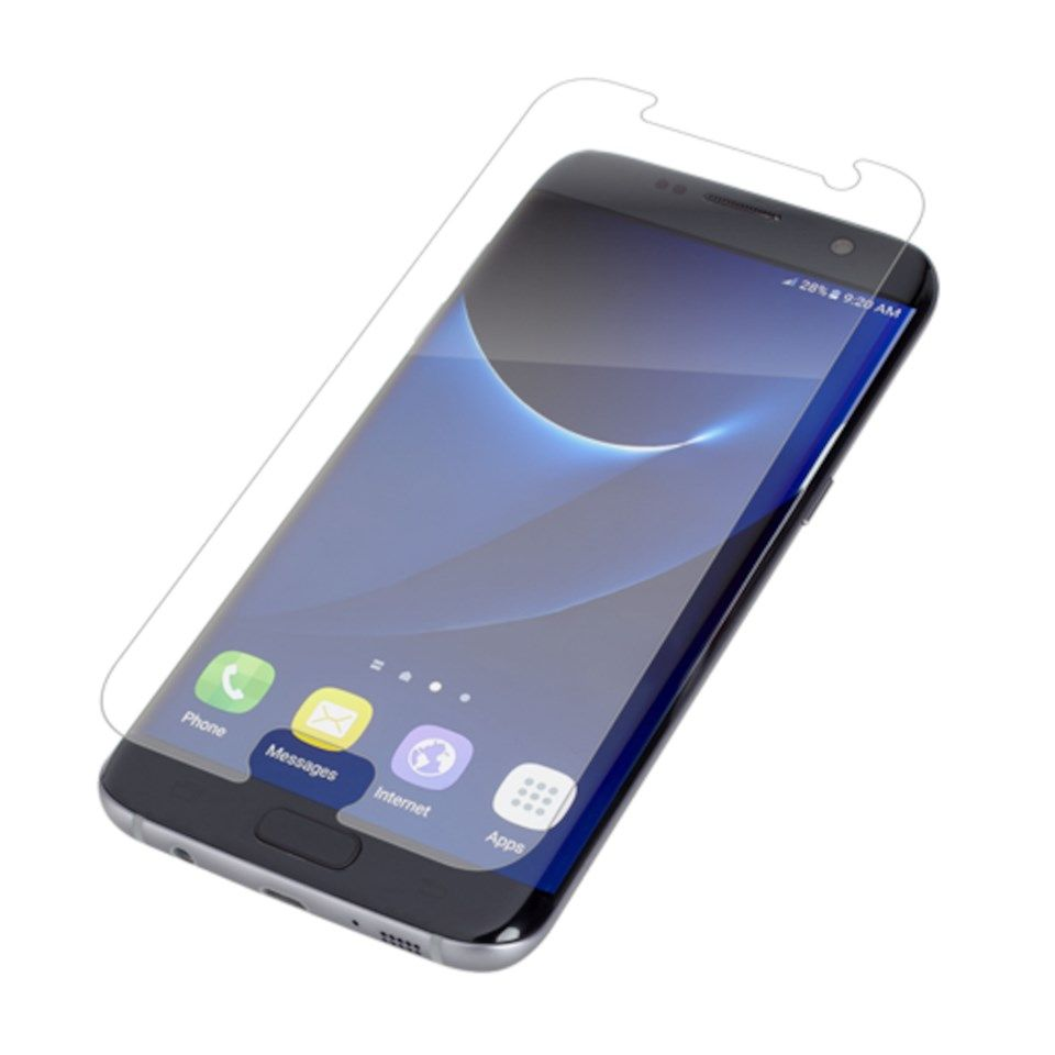 Invisible Shield HD Dry skjermbeskytter for Galaxy S7 Edge