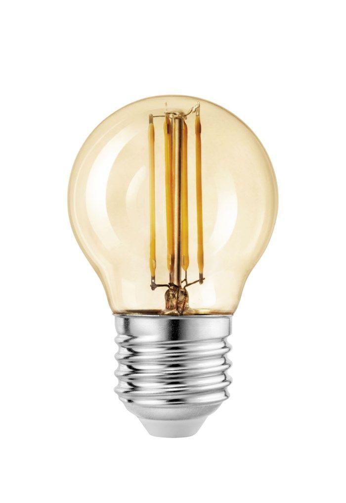 Ledsavers Lyktlampa LED-filament Klot E27 280 lm