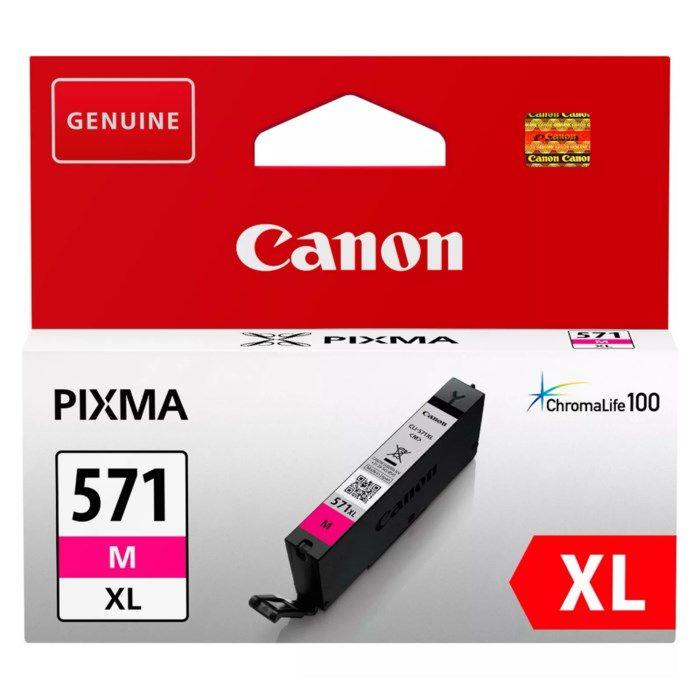 Canon CLI-571 XL Bläckpatron Magenta