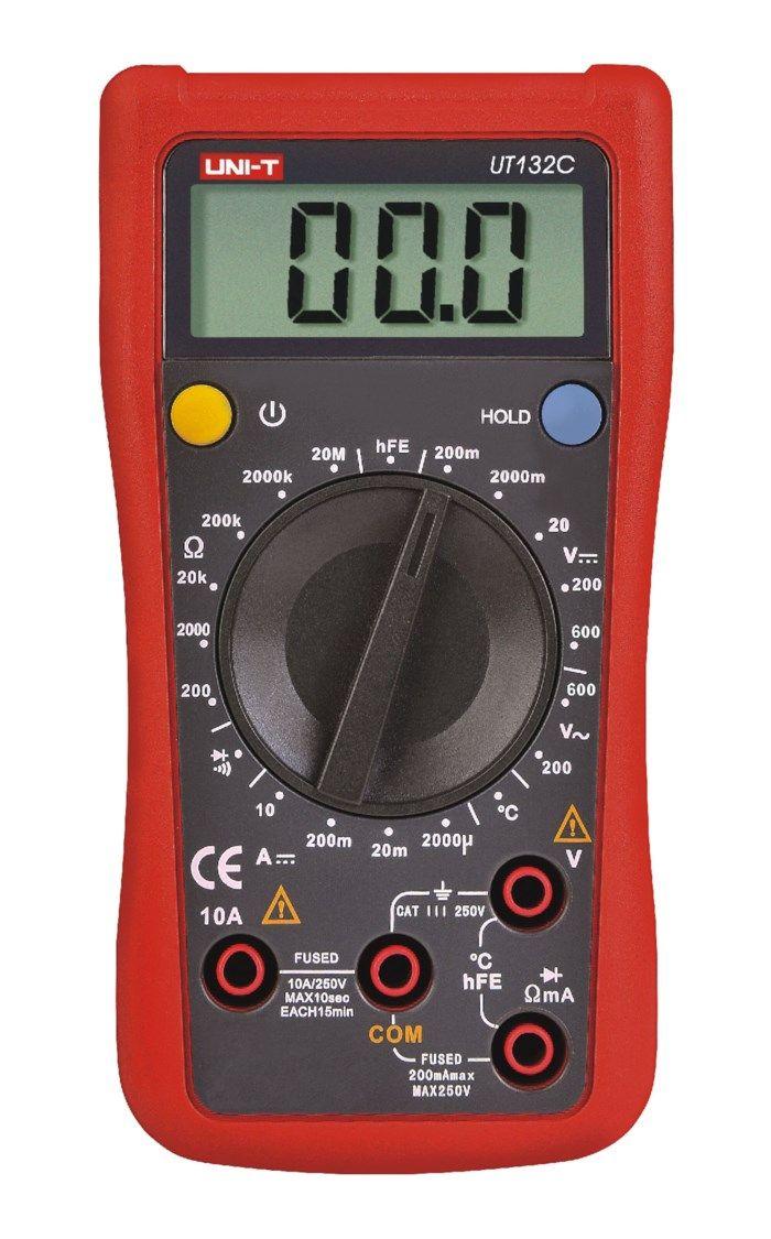 Uni-T UT132C Multimeter