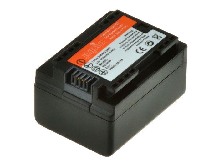 Kamerabatteri typ Canon BP-718