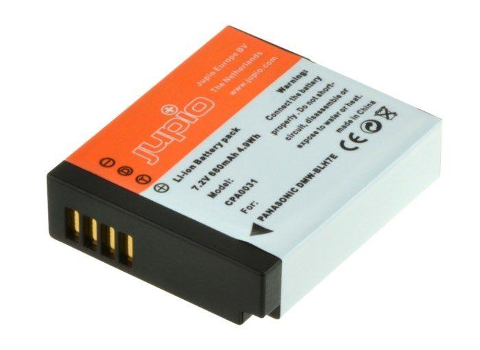 Kamerabatteri Panasonic Typ DMW-BLH7
