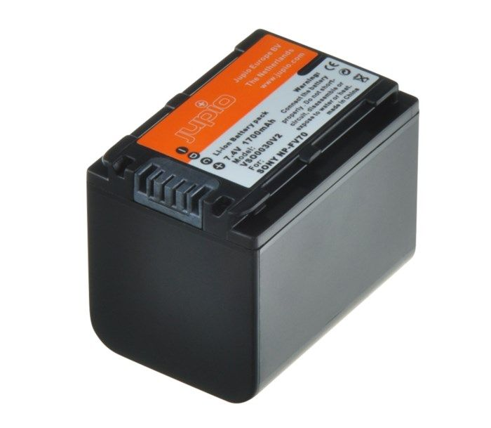 Kamerabatteri Sony Typ NP-FV70 V2