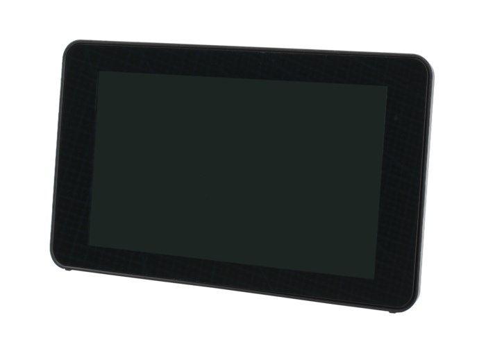 Låda för Raspberry Pi och touchskärm