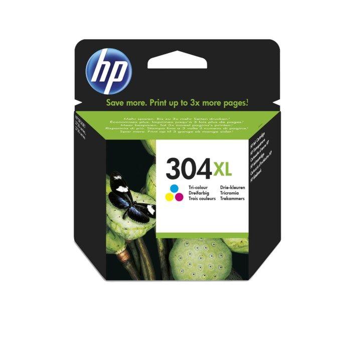HP 304XL Bläckpatron Flera färger