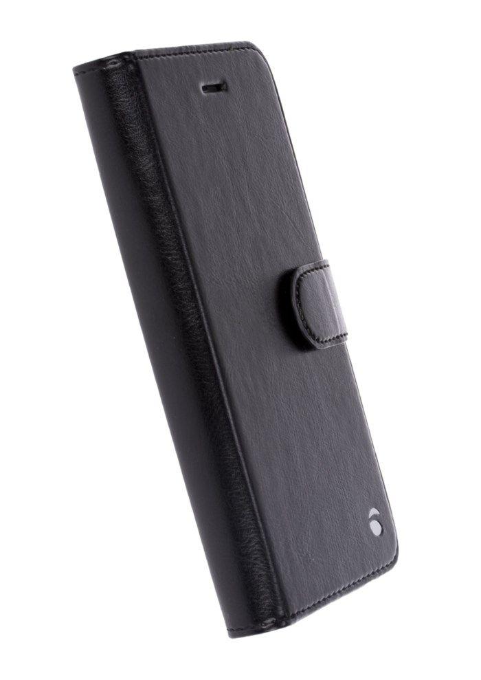 Krusell Ekerö 2in1 Mobilplånbok för iPhone 7 och 8 Plus Svart