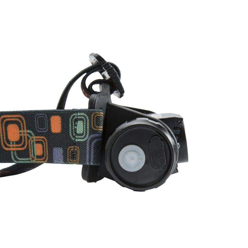 Ledsavers Laddbar pannlampa med sensor 3 W
