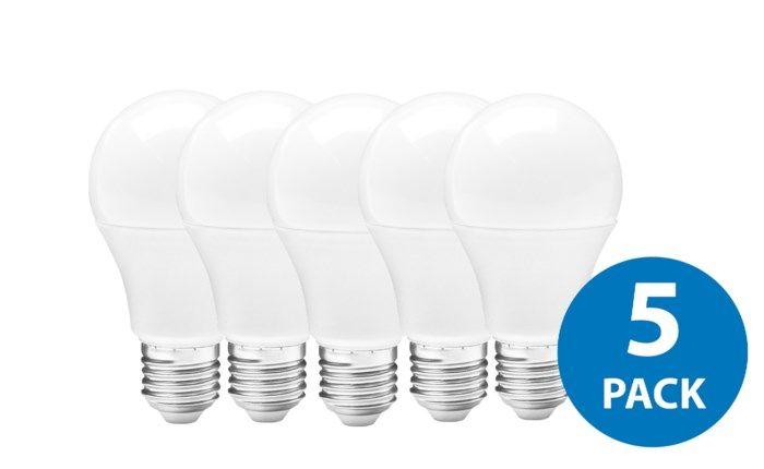 Ledsavers LED-lampa E27 470 lm 5-pack