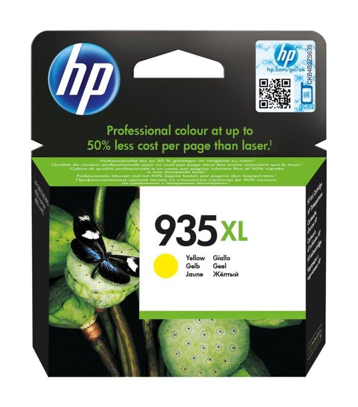 HP 935XL Bläckpatron Gul