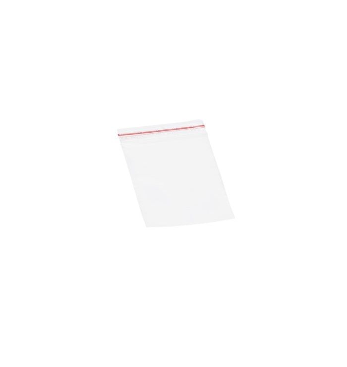 Luxorparts Zip-påse 50x70 mm 100-pack