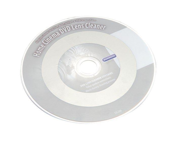 Bandridge DVD-linsrengöring