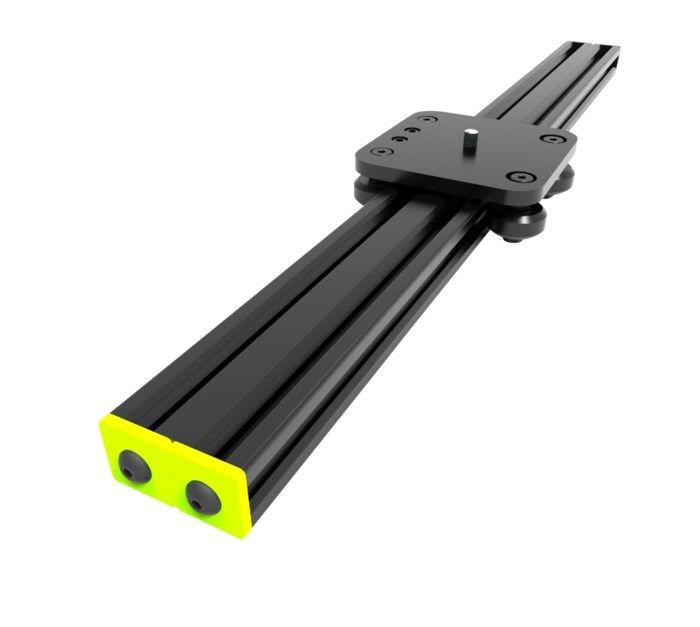 Ratrig V-slider Kameraslider 120 cm