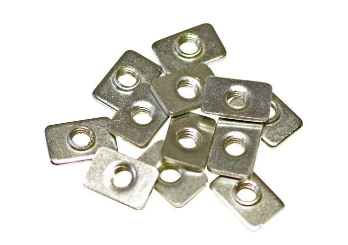 Ratrig T-muttrar M5 25-pack