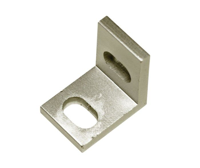 Ratrig Vinkel för aluminiumprofiler